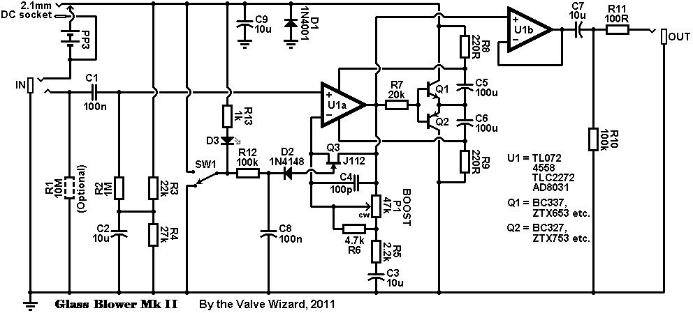 the valve wizard