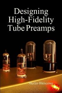 How to design valve guitar amplifiers