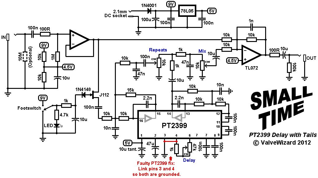 the valve wizard rh valvewizard co uk Demodulator Circuit Diagram Demodulator Circuit Diagram